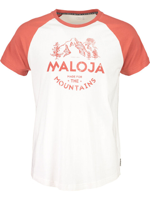 Maloja BeverM. T-Shirt Men maple leaf